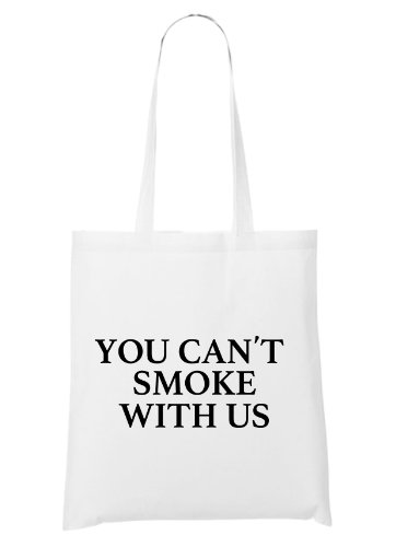 Bag White Can`t Can`t Smoke Smoke wnqTSYXzx