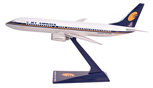 Flight Miniatures Jet Airways India Boeing 737-800 1:200 Scale Display Model