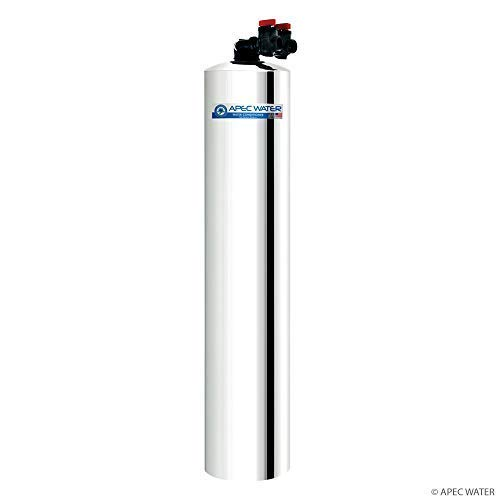 APEC Water Systems GREEN-CARBON-10 Premium Whole House Water Filter System Up to 1,000K Gallon, Removes Chlorine, Chloramine, Hydrogen Sulfide and More
