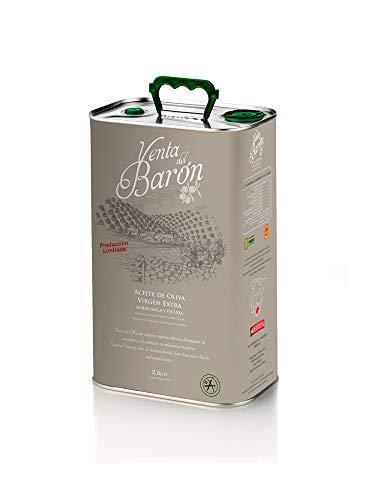 Venta Del Baron Extra Virgin Olive Oil Voted The World's Best Olive Oil (2500ml)