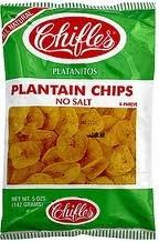 Chifles Plantain Chips (Chifles No Salt Plantain Chips 10 Oz)