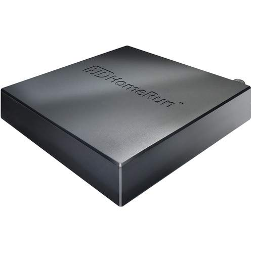 SiliconDust HDHR5-4US HDHomeRun Connect Quatro 4-Tuner Live TV for Cord Cutters (Renewed)