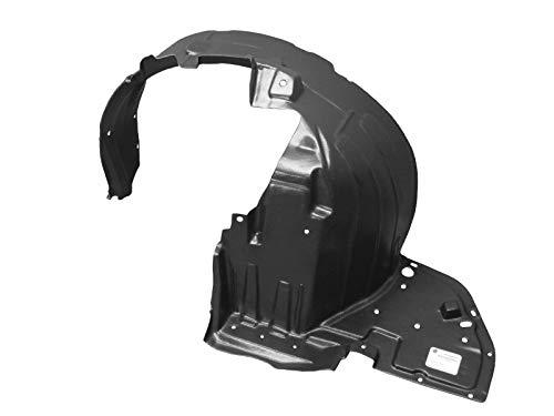Parts N Go 2012-2014 Nissan Versa Fender Liner Driver Side Splash Guard - NI1248128, 638433BA0A ()