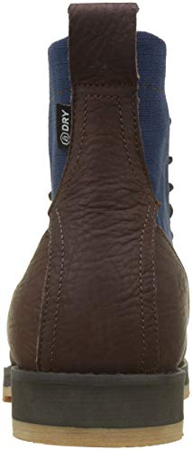 29 29 29 Ca Ca Ca Ca Logan Dark Brown Boots Desert Uomo Stivali Levi's Marrone 5zxAwq5