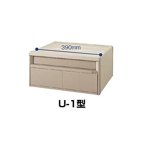 TOEX LIXIL エクスポスト 箱型タイプ U-1型(2B-05ボックスタイプ) 【リクシル】  ブロンズ B00GQVPFO8 20684 本体カラー:ブロンズ 本体カラー:ブロンズ