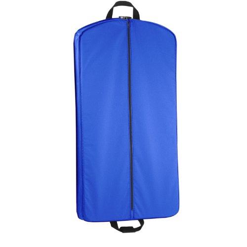 Royal Bag 40 Black Size Garment WallyBags Inch Blue One xHR4fxq0w