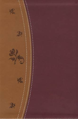 NKJV, The Woman's Study Bible, Imitation Leather, Brown/Burgundy, Indexed