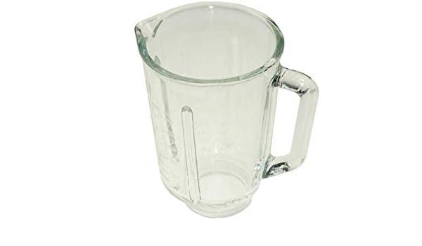 Philips – Vaso para licuadora de cristal, 996510060779: Amazon.es ...