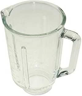 Philips – Vaso para licuadora de cristal, 996510060779: Amazon.es: Grandes electrodomésticos