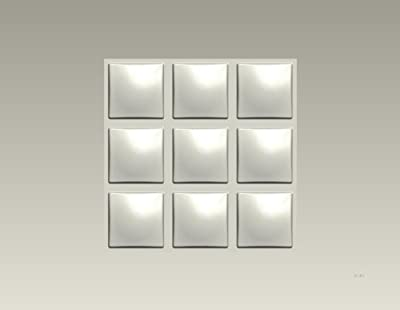 Contempo Living 3D-Forever Wall Panel, 27-Square Feet