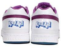 Aid Pro Legacy Reebok Big Kids Kool White//Purple