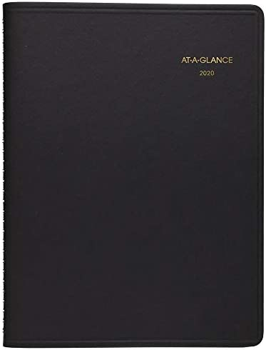 AT-A-GLANCE 2020 Weekly Planner//Appointment Book DayMinder 8 x 11 Large,