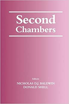 Book Second Chambers (Library of Legislative Studies (Hardcover)) (2016-02-01)