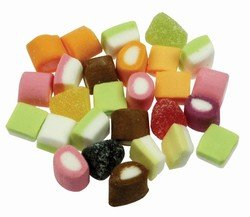 Barratts Dolly Mixture 1KG