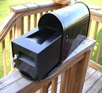 Amazon com: Small Standard Locking Mailbox Insert - With New