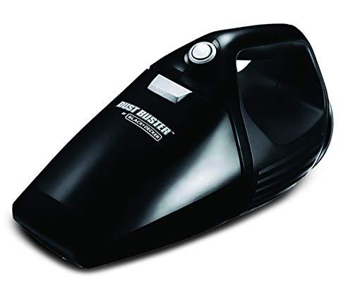 Aspirador Eletrico750W Black Decker Preto