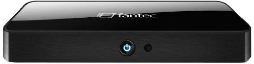 Fantec 3DS4600 Media-Player (3D 3D Frame-Packing, eSATA, Full-HD, Kartenleser, USB 3.0)