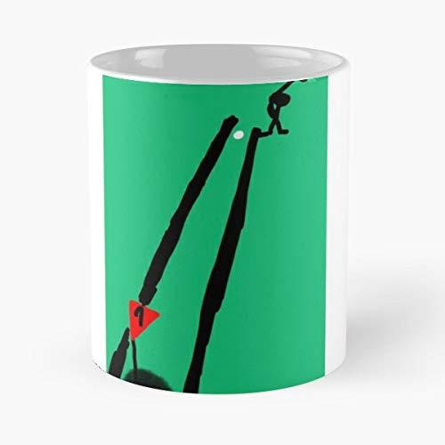 New Striking Unique Birthday Gift Idea Oktoberfest Celebration Christmas Friend Girlfriend Girl Man - Morning Coffee Mug Ceramic Novelty, Funny -