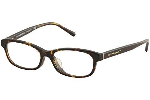 BURBERRY Eyeglasses BE 2202F 3002 Havana - Asian For Women Eyeglasses