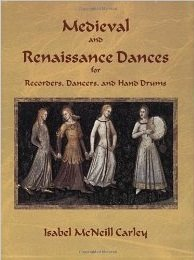 Medieval and Renaissance Dances - Student Books (4-Pack): For Recorders, Dancers, and Hand ()