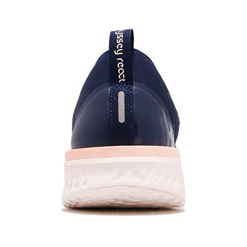 Nike Blue dark Odyssey blue Void Scarpe Multicolore Basse React Ginnastica 001 Da Obsidian Uomo thunder rrzf17Uqw