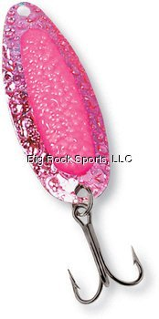 (Blue Fox Pixiee Spoon, 1/2-Ounce, Hot Pink/Fluorescent Red )