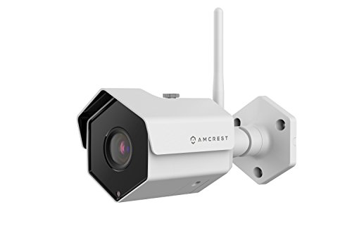 Amcrest ProHD Outdoor 4-Megapixel  WiFi Wireless IP Security