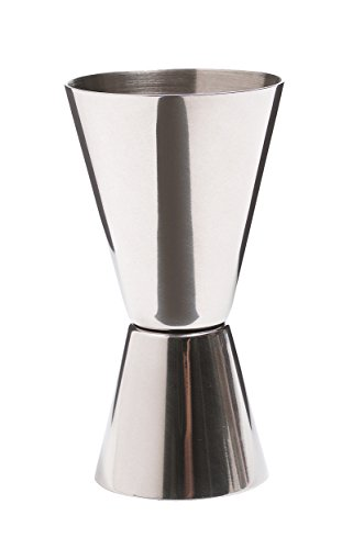 BarCraft Stainless Steel Dual Jigger by Barcraft