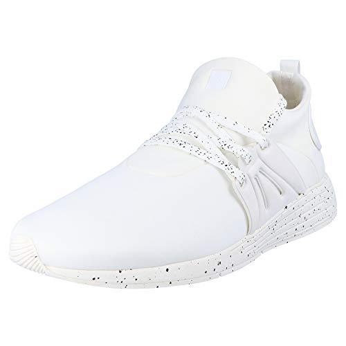 Sneaker Projet Delray De Herren Blanc-noir