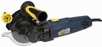 Chicago Electric Power Tools Pro 5'' Double Cut Saw by Harbor Freight Tools
