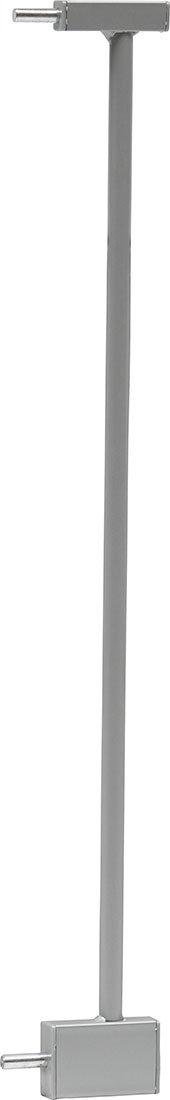 IB-Style - Extension pour Barrière de sécurité Megane | 3 variantes | Couleur argenté - Largeur 7 cm