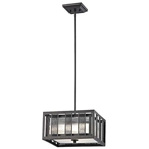 Z-Lite Z14-58P-C 3 Light Pendant, Bronze ()
