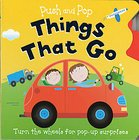 Things That Go, Moira Butterfield, 1405468939