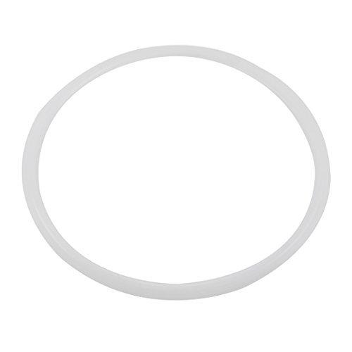Presió n de Cocina Olla de Junta de Goma del lacre del Anillo Interior 26cm Dia DealMux