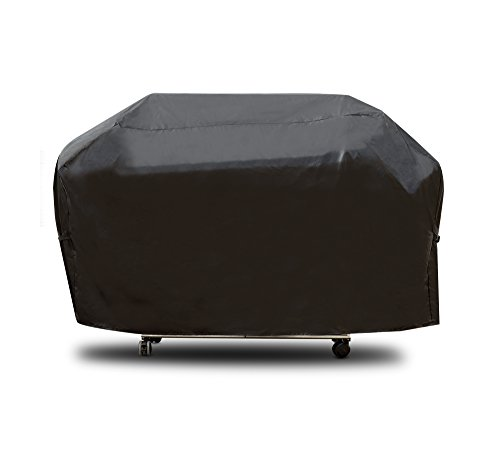 Protective Covers Weatherproof Outdoor Grill Cover, Large, Black