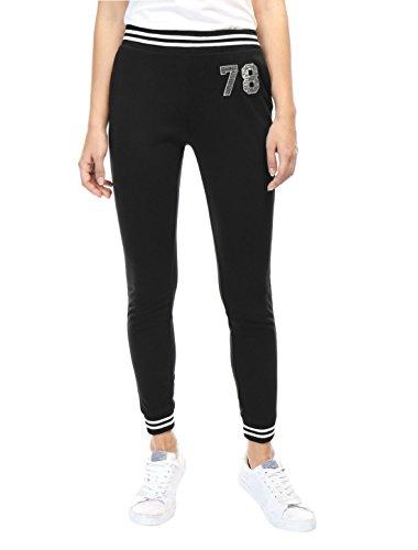 Allegra Stripes Elastic Sequined Sweatpants product image