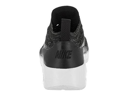 Femmes Nike Air Max Thea Ultra Chaussure De Course De Flyknit Noir / Blanc Noir De Sommet