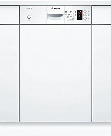 Bosch Serie 2 SPI25CW03E lavavajilla Totalmente integrado 9 ...