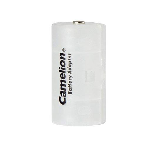 Camelion Akku- & Batterie-Konverter AA Mignon zu Baby Typ C, 2er-Set