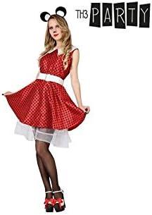 Disfraz para Adultos Th3 Party 6282 Ratita presumida: Amazon.es ...