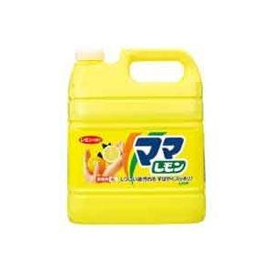 (業務用30セット)ライオン ママレモン 業務用 4L ds-1474632 B01KBPI7KS