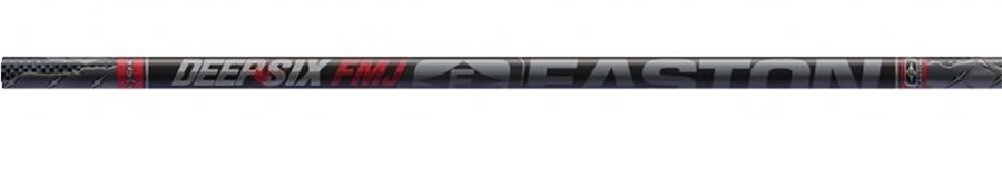 Easton FMJ Injexion Shafts 280 1 Doz., black