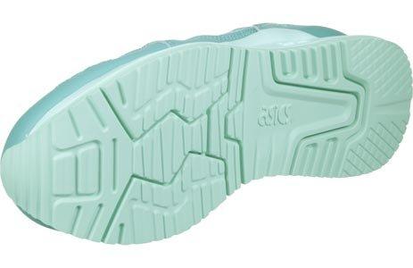 Asics Gel Lyte III W Calzado bay/agate green