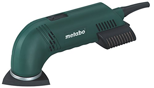Metabo Dreieckschleifer DSE 280 Intec / handlicher Schleifer ideal für Ecken und Kanten / 280 W