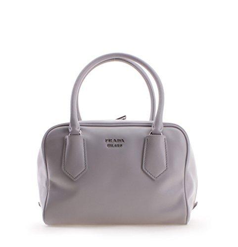 8e05c962a5e2 Amazon.com  Prada Milano Leather Tote Womens Handbag Shoulder Bag - 100%  Guaranteed Authentic - White Fashion Purse Bag for Ladies  Clothing
