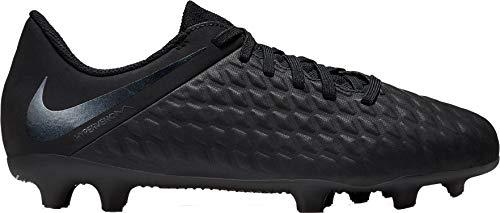 black black black 001 Nike De Fg Enfant Futsal Chaussures Noir Hypervenom Jr 3 Mixte black Club 4gqwAr4PO