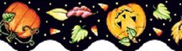 Halloween Scalloped Border Trim from Mary Engelbreit -