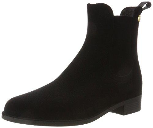 cheap sale factory outlet buy cheap Inexpensive Lemon Jelly Women's Velvety Chelsea Boots Black (Black 11) outlet nicekicks 2015 new cheap price Ggz1RQ