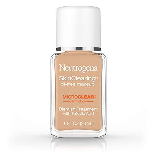 Neutrogena Skinclearing Makeup, 115 Cocoa, 1 Fl. Oz.