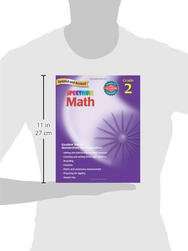 Spectrum Math, Grade 2: Thomas Richards: 0087577913926: Amazon.com ...
